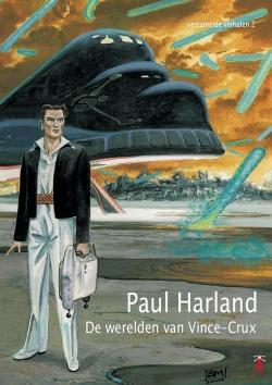 Paul Harland - De Werelden van Vince Crux